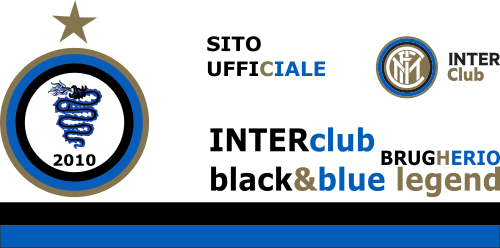 Inter Club Black&Blue Legend – Brugherio Logo