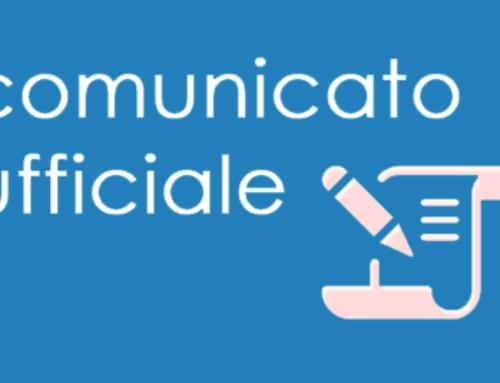 COMUNICATO UFFICIALE – GRAZIE MONELLO!